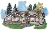 Plan Number 98884 - 2254 Square Feet