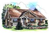 House Plan 98890