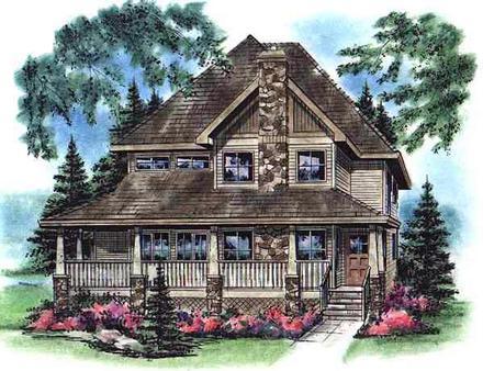 House Plan 98899