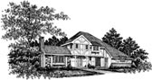 Plan Number 99021 - 1835 Square Feet