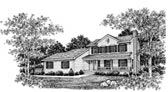 Plan Number 99040 - 1784 Square Feet