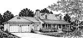 Plan Number 99045 - 1767 Square Feet