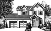 Plan Number 99075 - 1944 Square Feet