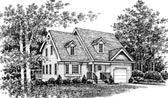 Plan Number 99077 - 2072 Square Feet