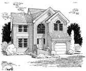 Plan Number 99095 - 1637 Square Feet