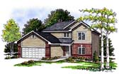 Plan Number 99100 - 1536 Square Feet