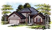 Plan Number 99107 - 1893 Square Feet