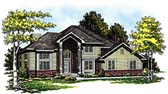 Plan Number 99125 - 2198 Square Feet