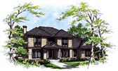 Plan Number 99144 - 2588 Square Feet