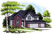 Plan Number 99148 - 2723 Square Feet