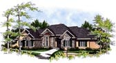 Plan Number 99151 - 3034 Square Feet