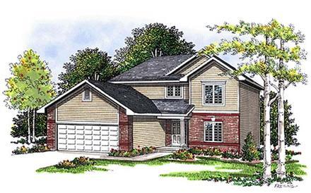 House Plan 99155