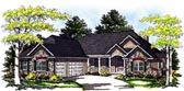 Plan Number 99162 - 2645 Square Feet