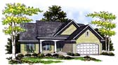 Plan Number 99167 - 1537 Square Feet