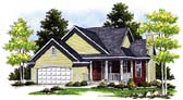 Plan Number 99168 - 1556 Square Feet
