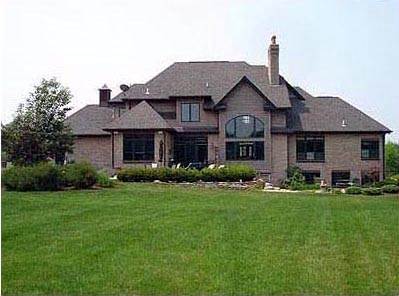 European Tudor House Plan 99177