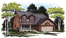 House Plan 99188