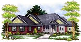 Plan Number 99199 - 3228 Square Feet