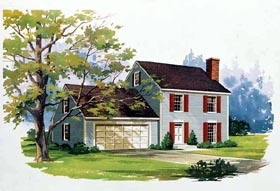 House Plan 99255