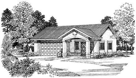 Garage Plan 99293