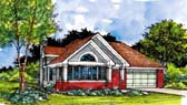 Plan Number 99303 - 1421 Square Feet