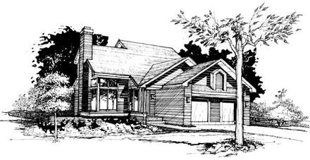 House Plan 99305