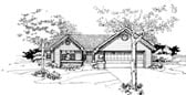 Plan Number 99308 - 1560 Square Feet