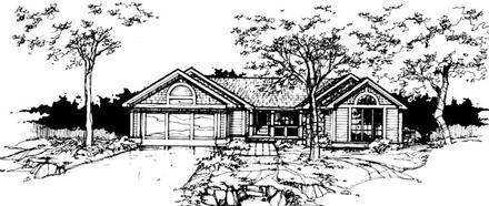 House Plan 99333