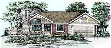 House Plan 99345