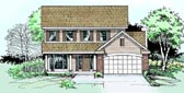 Plan Number 99350 - 1790 Square Feet