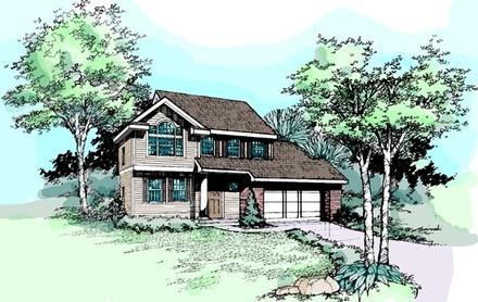 House Plan 99351