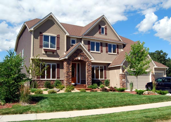 Traditional House Plan 99379 Elevation