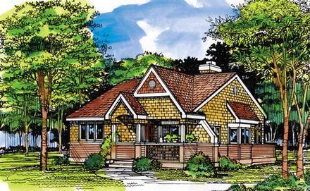 House Plan 99394