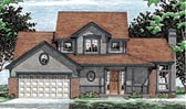 Plan Number 99404 - 1596 Square Feet