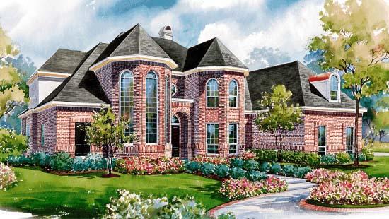Victorian House Plan 99410 Elevation