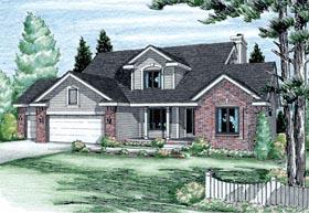 House Plan 99416