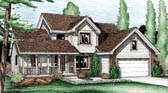 Plan Number 99418 - 1865 Square Feet
