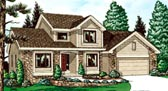 Plan Number 99422 - 2150 Square Feet