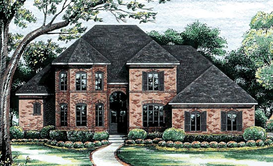House Plan 99424 at FamilyHomePlanscom