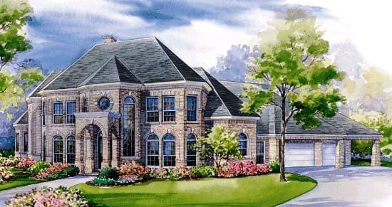 Victorian House Plan 99439