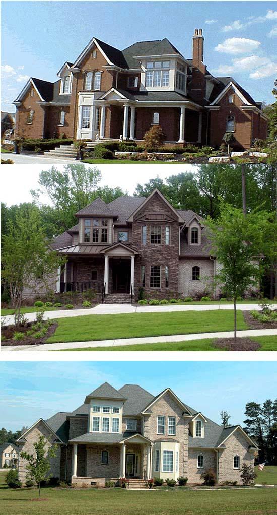 Tudor Victorian House Plan 99473