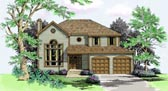 Plan Number 99652 - 1591 Square Feet