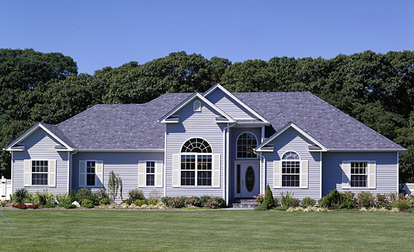 European House Plan 99682 Elevation