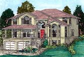 House Plan 99915