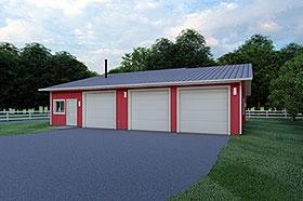 Garage Plan 99933
