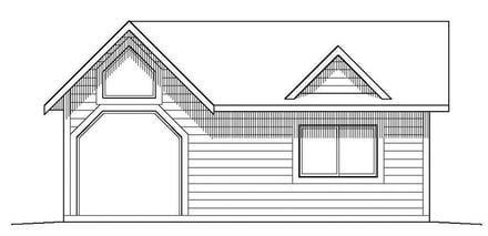 Garage Plan 99948