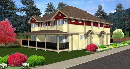 Multi-Family Plan 99966