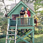 Warm and Welcome Playhouse