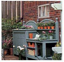 Pot and Put Away Potting Bench - Project Plan 301002