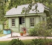 Best Little Garden Shed Plan